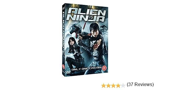 Alien Vs Ninja DVD LIMITED EDITION LENTICULAR SLEEVE Reino Unido: Amazon.es: Mika Hijii, Masanori Mimoto, Shuji Kashiwabara, Ben Hiura, Seiji Chiba, Mika Hijii, Masanori Mimoto: Cine y Series TV