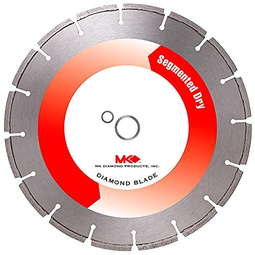 MK Diamond 157467 Premium Gold 4-1/2-Inch Dry Cutting