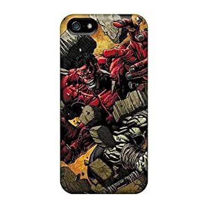 New Fashionable 6Plus XRm8254lRst Cover Case Specially Made For Iphone 5/5s(red Hulk I4)