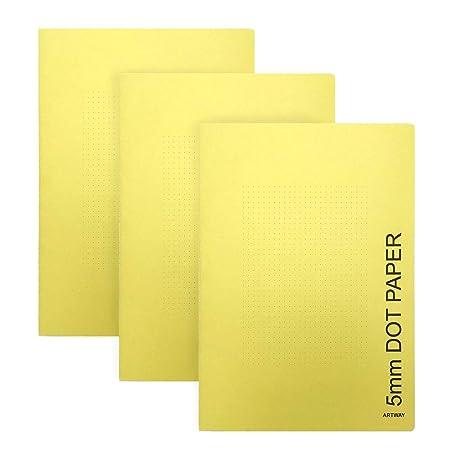 A4 Isometric Graph Paper 10mm 1cm Jotter Pad 50 Portrait Pages