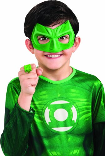 Rubie's Costume Co Green Lantern Liteup Ring Costume (Green Lantern Womens Costume)