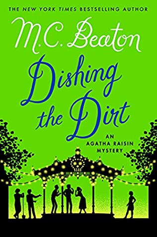 book cover of Dishing the Dirt