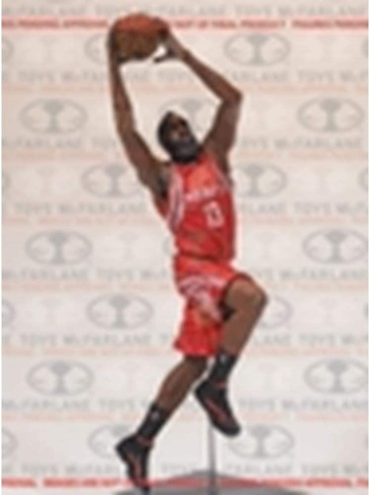 McFarlane NBA Series 27 JAMES HARDEN #13 - Houston Rockets Sports Picks Figure: Amazon.es: Juguetes y juegos