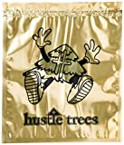 Hustle Trees Men's HT Large Foil Smelly Proof Back 100 Pack, Gold, One Size
