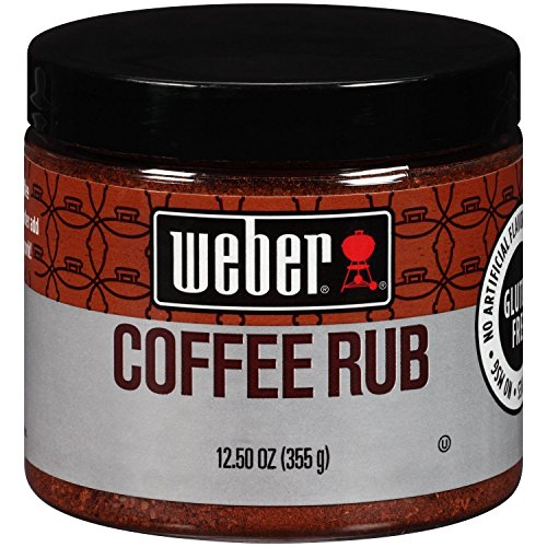 Weber Gourmet Coffee 12 5 Ounce