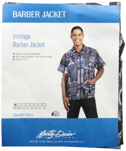 Betty Dain Vintage Barber Jacket product image