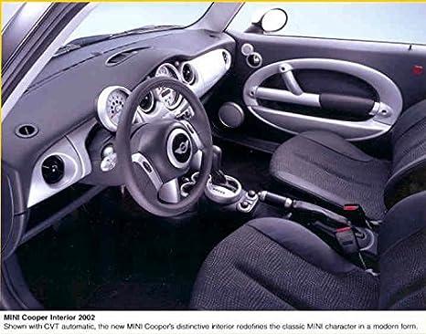 Amazon.com: 2002 Mini Cooper Interior Factory Photo: Entertainment ...