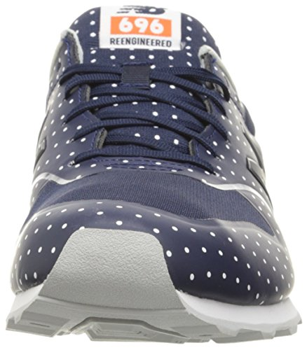 New Running Welded WL696 Shoes Women's Navy Balance rqrxPwHR0