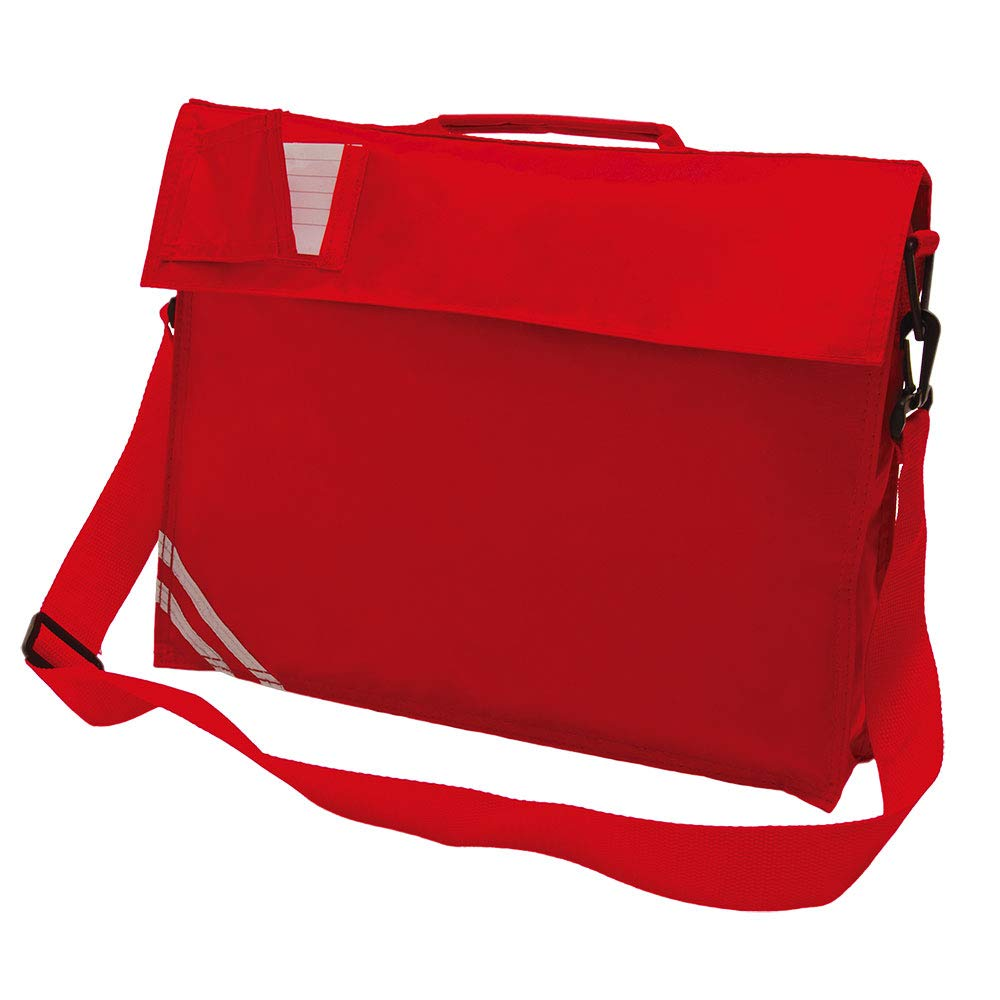Ayra: Premium School Book Bag With Strap - 8 Colours