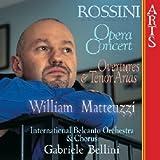 William Matteuzzi - Rossini Opera Concert