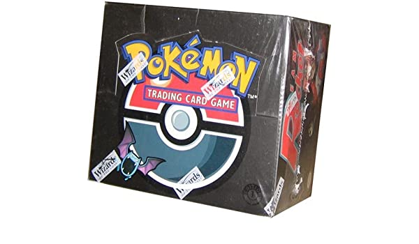 Pokemon Trading Card Game Team Rocket Booster Box [Office Product ...