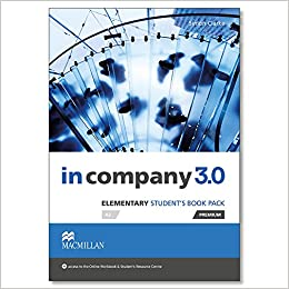 In company 30 elementary a2 students book premium pack in company 30 elementary a2 students book premium pack simon clarke 9780230455009 amazon books fandeluxe Image collections