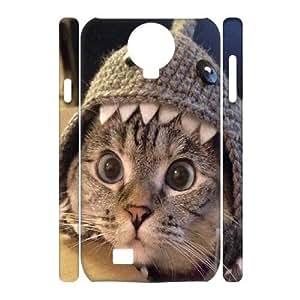 Cats Unique Design 3D Cover Case for SamSung Galaxy S4 I9500,custom cover case ygtg-305475