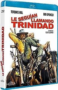Le seguían llamando trinidad [Blu-ray]