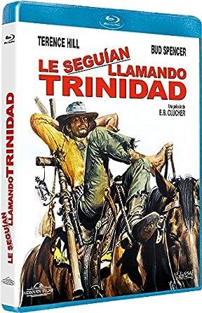 Le seguían llamando trinidad [Blu-ray]: Amazon.es: Terence ...