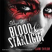 Days of Blood & Starlight | Laini Taylor