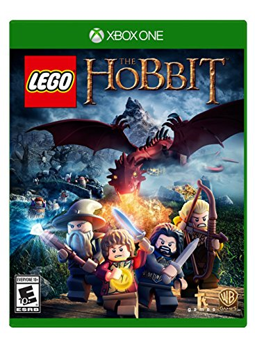 Lego The Hobbit - Xbox One (Lego Lord Of The Rings Video Game)