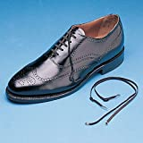Patterson Medical Flex-O-Lace Shoelaces - Brown , 24'', 2 pairs
