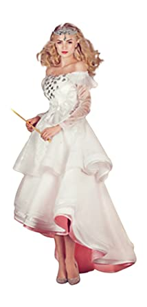 Disney Glinda ADULT Costume Wizard of Oz Great and Powerful Limited Edition Size 6 Medium  sc 1 st  Amazon.com & Amazon.com: Disney Glinda ADULT Costume Wizard of Oz Great and ...