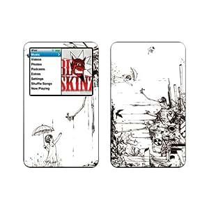 Diabloskinz B0043-0006-0005 War and Peace - Skin adhesivo de vinilo para Apple iPod Classic