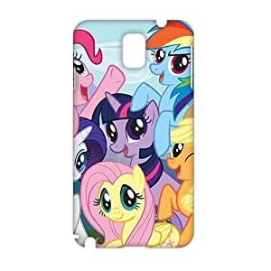 Angl 3D cartoon Anime My Little pony Phone For Case Iphone 6Plus 5.5inch Cover