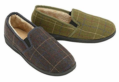 Verde Hombre Dunlop Zapatillas Dunlop Para Zapatillas qwcX4B1