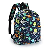 Cheap Zicac Childrens' Cute Canvas School Backpacks Mini Rucksack School Bag (M, Blue)