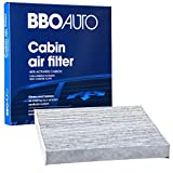 2012 Acura TSX Air Filters & Components - BBO AUTO BCF10134 Premium Cabin Air Filter with Active Carbon Media - Fits Honda Accord, Civic, Crosstour, CR-V, Odyssey, Pilot, Ridgeline | Acura ILX, MDX, TL, TLX, TSX (CF10134 REPLACEMENT)