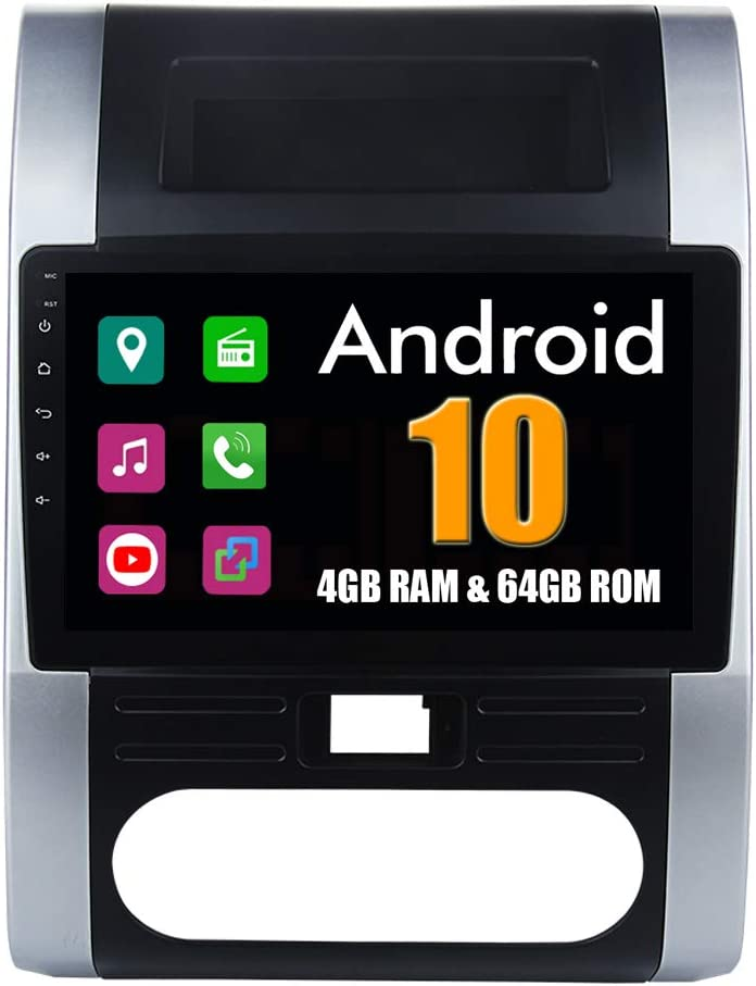 Roverone 10 2 Zoll Android System Octa Core Für Nissan X Trail Xtrail 2008 2009 2010 2011 2012 2013 Auto Multimedia Player Mit Autoradio Stereo Gps Navigation Radio Bluetooth Mirror Link Touchscreen Navigation