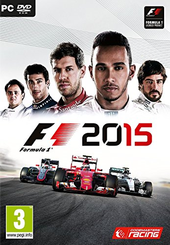 F1 2015 (Formula One) (PC DVD) (UK IMPORT)
