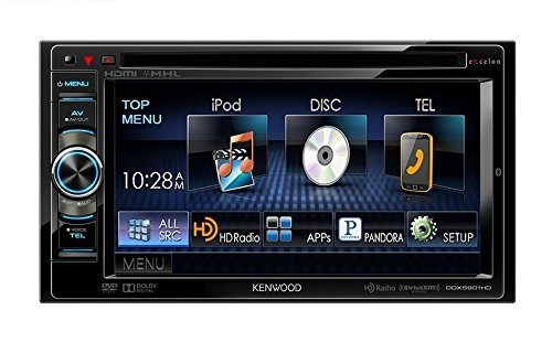Kenwood DDX-5901HD Excelon 6.1
