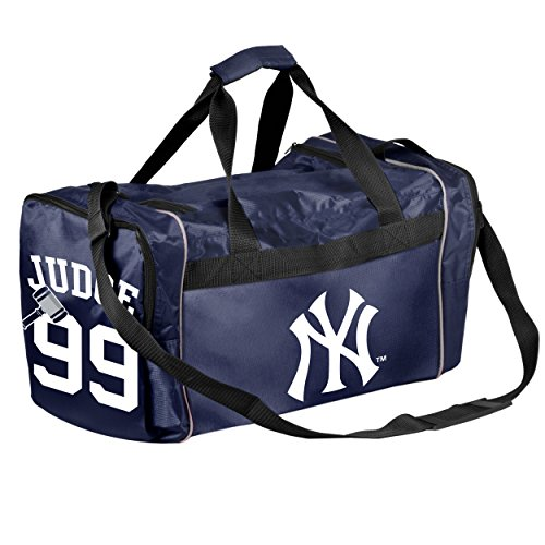 FOCO New York Yankees Aaron Judge #99 Core Duffel Bag by FOCO
