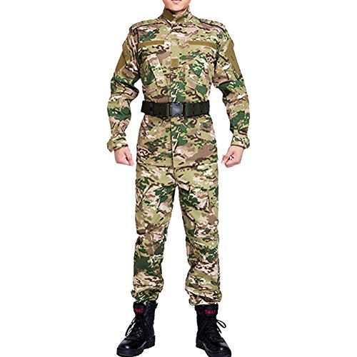 MNBS Camouflage Military Uniform Hunting Wargame Paintbal...