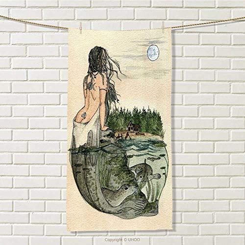 (linyangpt-home Toddler Towel W 14