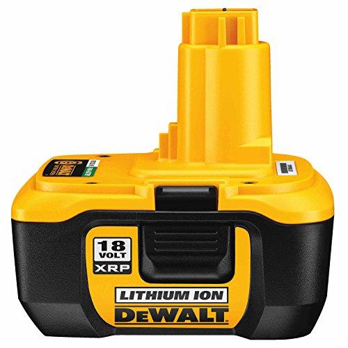 Dewalt DC9180 18V XRP Li-Ion 2.0 Ah Battery