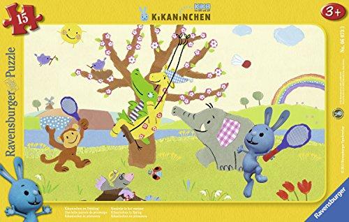 Ravensburger 06073 - Kikaninchen im Frühling