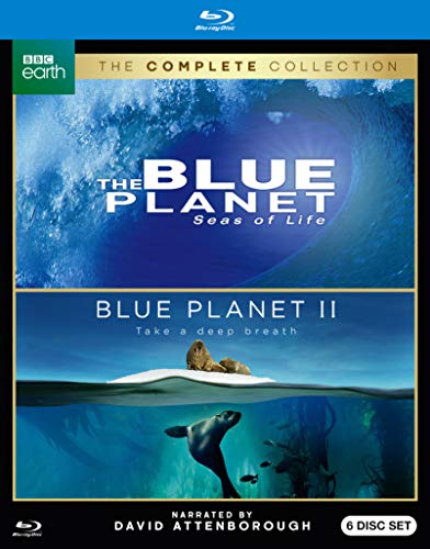 Blue Planet Collection, The (BD) [Blu-ray]