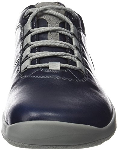 GanterBAREFOOT-Men, Weite G - Stivali Uomo Blu (Bleu (Ocean/Graphit 3063))