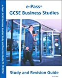 ePass® GCSE Business Studies Interactive Study and Revision Guide CD-ROM (Windows 2000 / XP / Vista / 7)