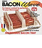Emson Bacon Wave, Microwave Bacon Cooker (Pack of 3) [Misc.]
