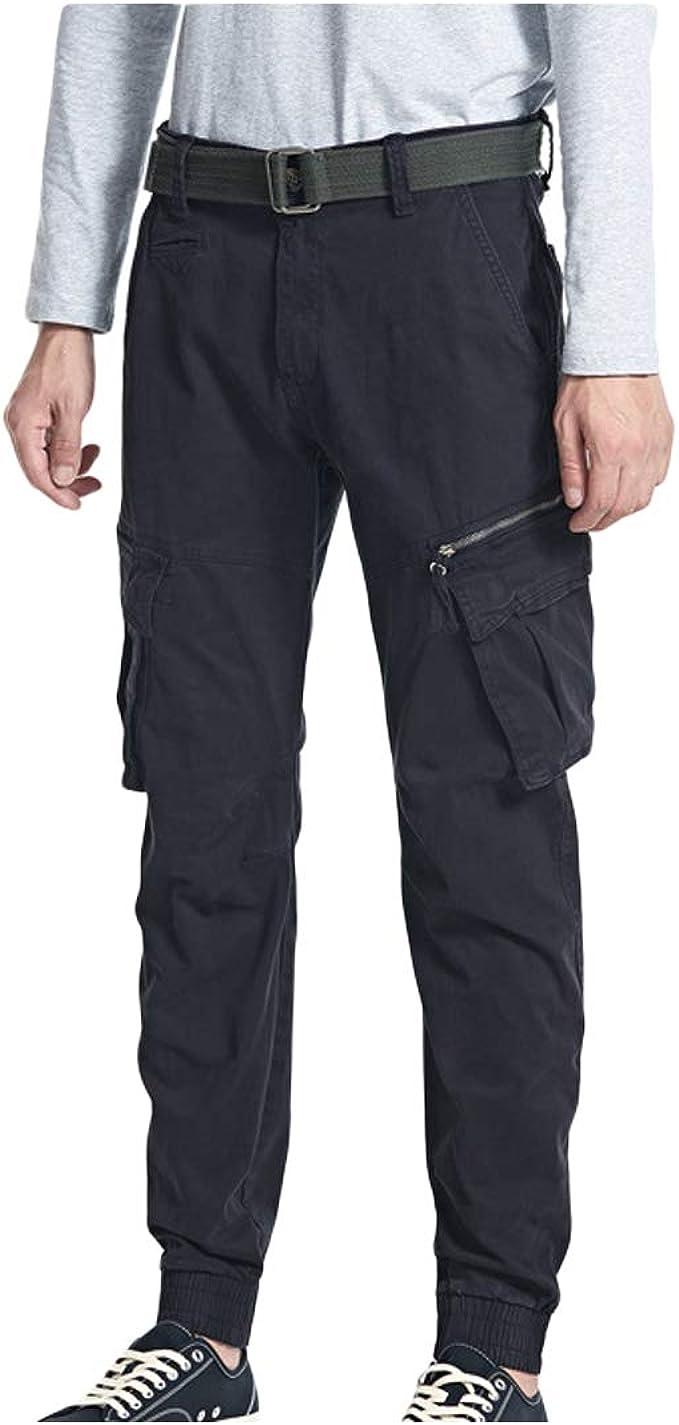 Mibuy Pantalones De Chándal De Hombres Pantalones De Deporte ...
