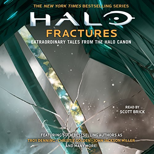 Pdf Science Fiction HALO: Fractures - Extraordinary Tales from the Halo Canon