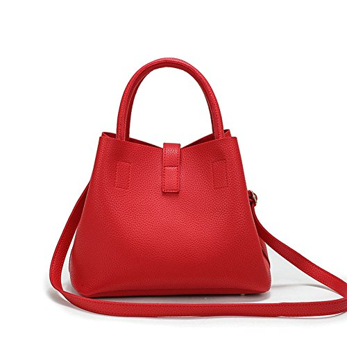 Wallet Women Red Bag Style Ouvin For FRTqtFa