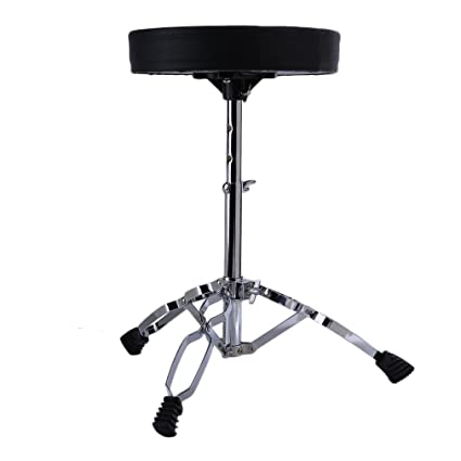 Remarkable Amazon Com Deluxe Drum Throne Thick Padded Seat Height Ocoug Best Dining Table And Chair Ideas Images Ocougorg