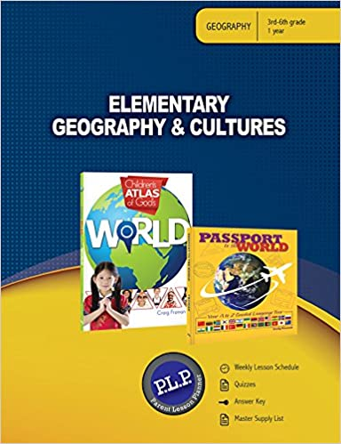 Elementary Geography & Cultures Parent Lesson Planner: Craig ...