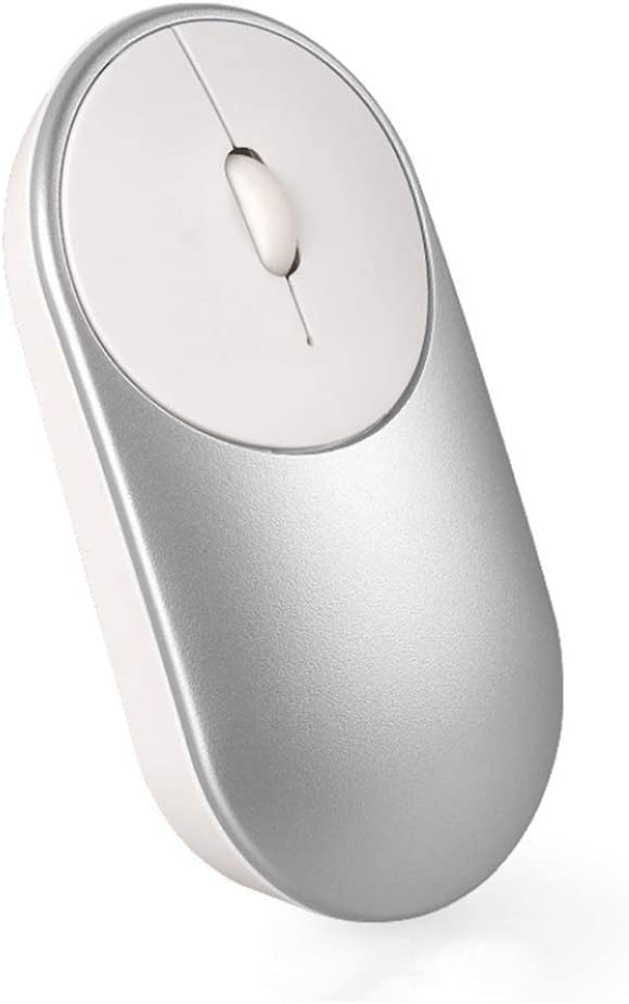 LEOO Wireless Mouse Laptop Office Portable Silent Optical Mouse Section 2.4G Wireless Small Mouse
