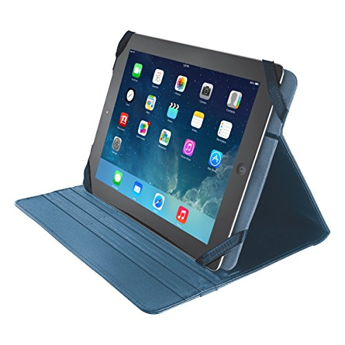 with your Folio against case Verso stand folio Trust to tablet adjustable for tablets scratches 10
