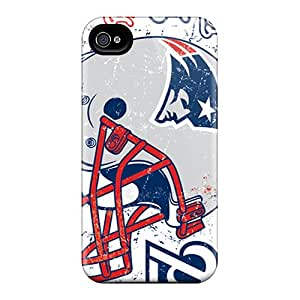 Iphone 6 UGg16345ASna Allow Personal Design Fashion New England Patriots Series Bumper Hard Phone Cover -JasonPelletier