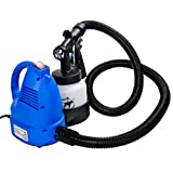 600w Electric Painting Sprayer Gun 3-ways W/copper Nozzle+cooling Sys