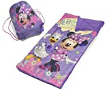 Disney Minnie Mouse Slumber Bag Set [parallel import goods]